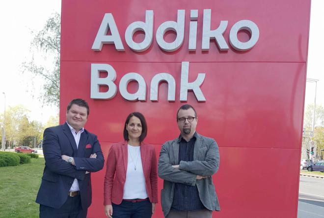 UM Zagreb započeo poslovnu suradnju s Addiko Bankom