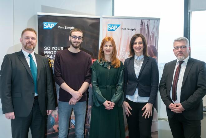SAP zabilježio rast u Hrvatskoj