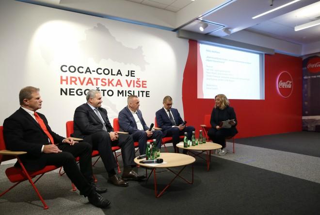 Predstavljena Studija o socioekonomskome utjecaju Coca-Cole