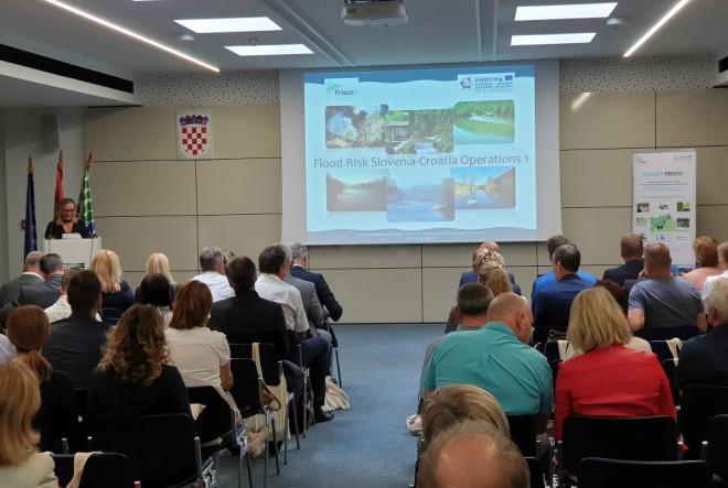 Hrvatske vode: Uspješno završen višegodišnji strateški međunarodni projekt FRISCO1