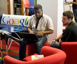 Google pruža podršku mladim kompanijama