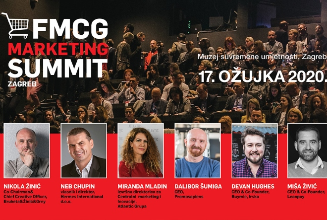 Stiže treći FMCG Marketing Summit