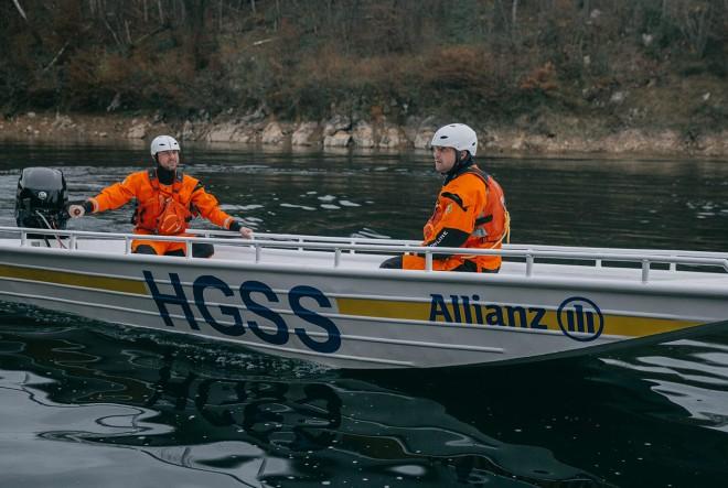 HGSS-u doniran novi čamac za spašavanje
