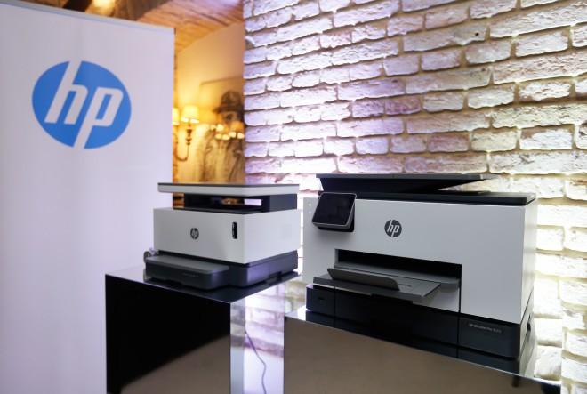 Iz HP-a stižu pametni pisači i alati za uštedu vremena za male tvrtke