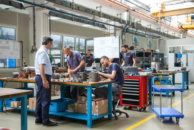 Zadarska tvrtka u vrhu svjetske proizvodnje sofisticiranih motora i robotizacije