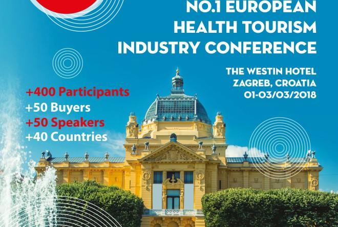 Osmo izdanje HTI – najveće europske konferencije o zdravstvenom turizmu ponovno u Zagrebu