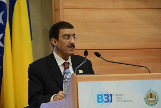 Predsjednik Islamske razvojne banke Bandar M.H. Hajjar otvorit će Sarajevo Business Forum 25.travnja