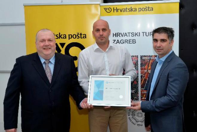 Hrvatska pošta – dobitnik Certifikata Poslodavac Partner