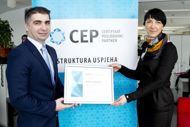 Hrvatski Telekom primjer izvrsno postavljenih HR procesa