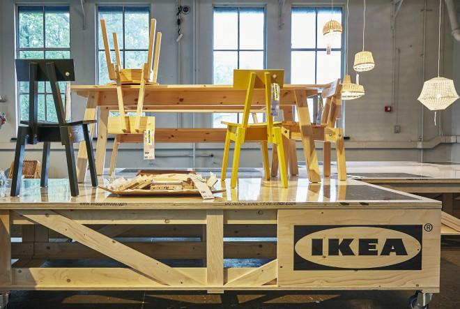 INDUSTRIELL – nova IKEA kolekcija koja slavi nesavršenost