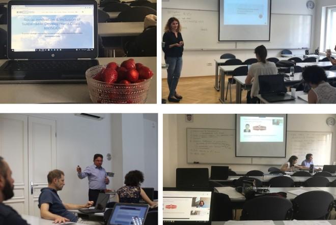 Druga aktivnost u sklopu sociSDG projekta održana je u Zagrebu!