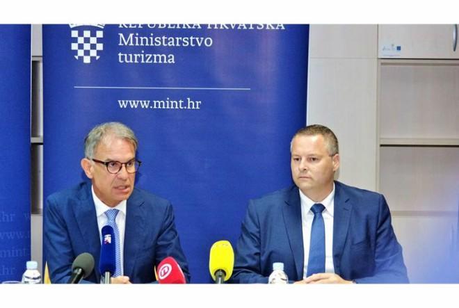 U prvih šest mjeseci 2019. godine u Hrvatskoj 6 posto više turista