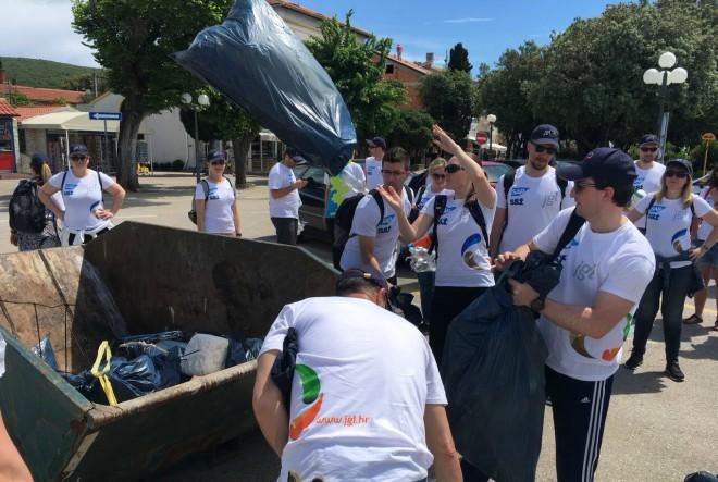 JGL-ovci čistili plaže u Puntu