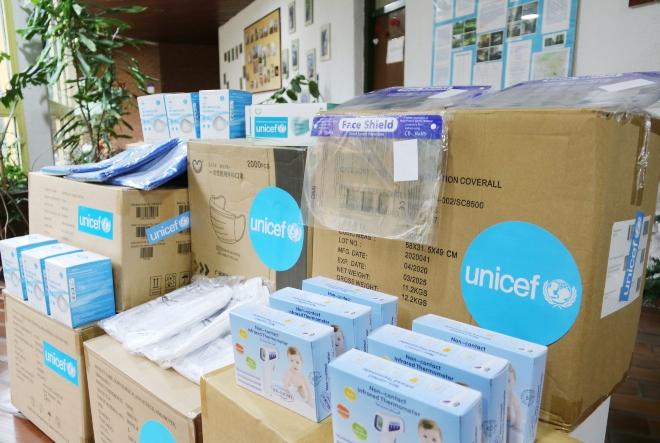 unicef donacija