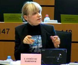 Ingrid Antičević Marinović skinuta s liste za EU parlament zbog lošeg engleskog