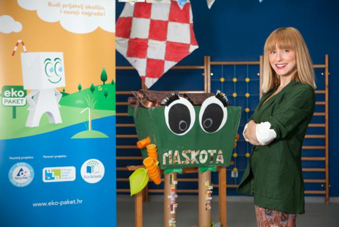 Eko-paket će educirati mališane o važnosti reciklaže i brige za okoliš