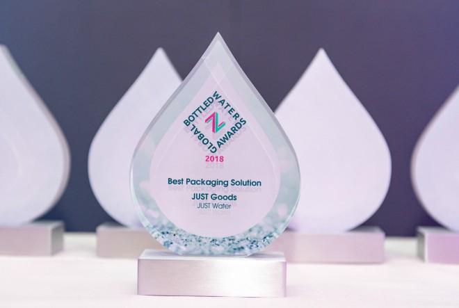 JUST Water u Tetra Pak kartonskoj boci osvojio globalnu nagradu za najbolje pakiranje