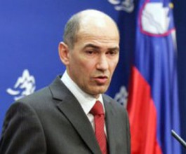 Janša: Sloveniji prijeti grčki scenarij nastave li se ulični prosvjedi