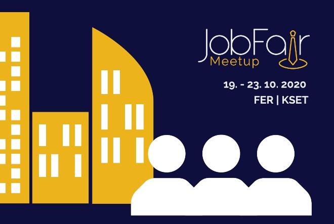 Upoznajte se s 40 vrhunskih poduzeća koja dolaze na Job Fair Meetup!