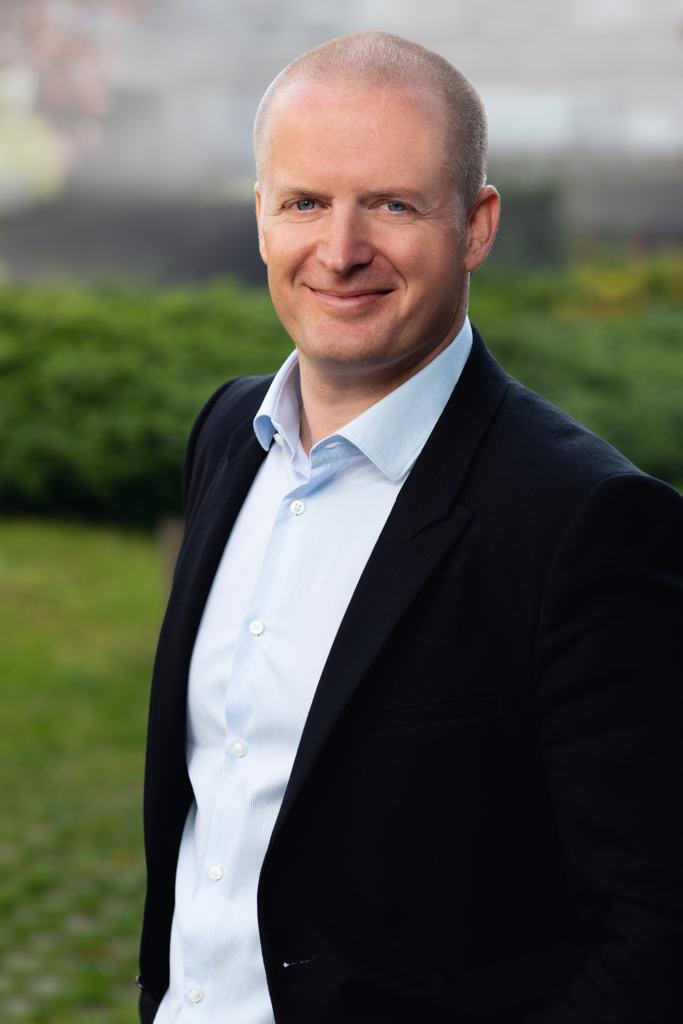 Jure Mikuž, suosnivač i partner u South Central Ventures
