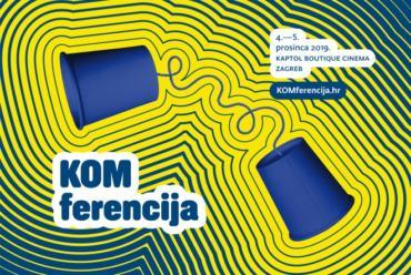 Jubilarna 20. KOMferencija postaje dvodnevni epicentar komunikacijske industrije