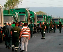 Jakuševac bi mogao odletiti u zrak zbog metana u kamionima Čistoće