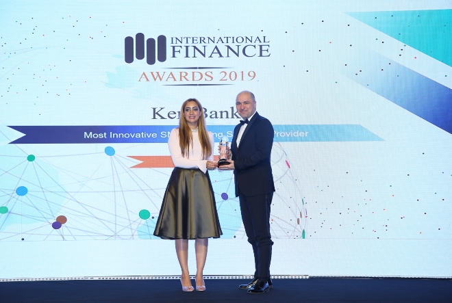 "KentBank primio nagradu ""Most Innovative SME Banking Services Provider"" za 2019. godinu"