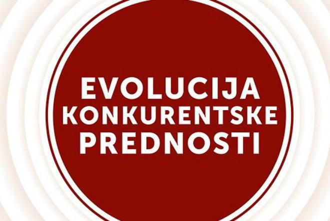 Predstavljena knjiga Evolucija konkurentske prednosti