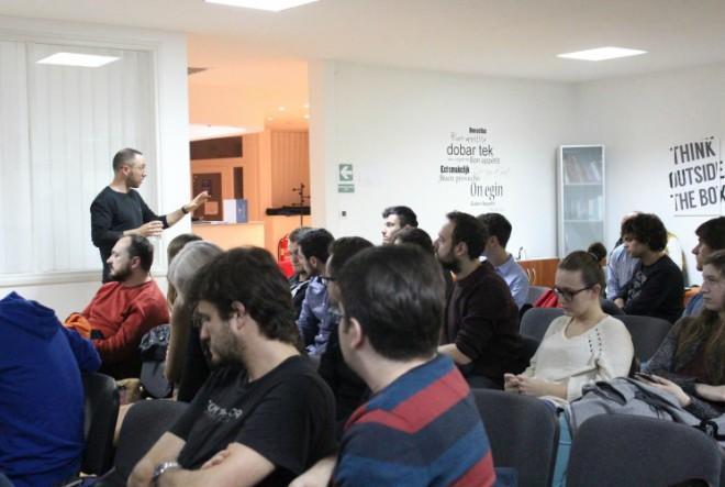 Yonatan Raz-Friedman iz Kano Computinga oduševio hrvatske startupe savjetima