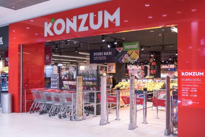 Konzumova usluga Pokupi proširena na više od 70 lokacija diljem Hrvatske