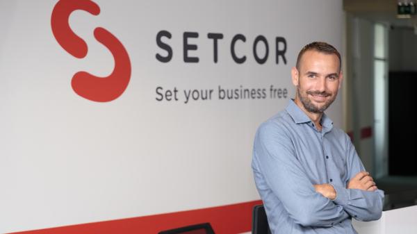 Krešimir Jurić, direktor prodaje Setcora