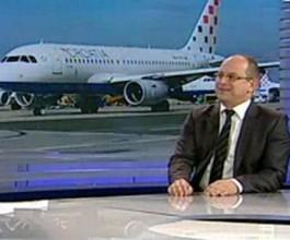 Gubitaš Croatia Airlines plaća šefu obiteljski život u Amsterdamu