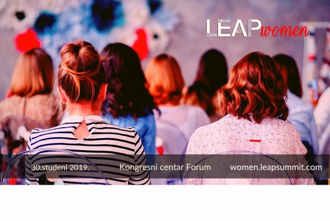 Promjena posla je rizik koji se isplati- LEAP Women Summit
