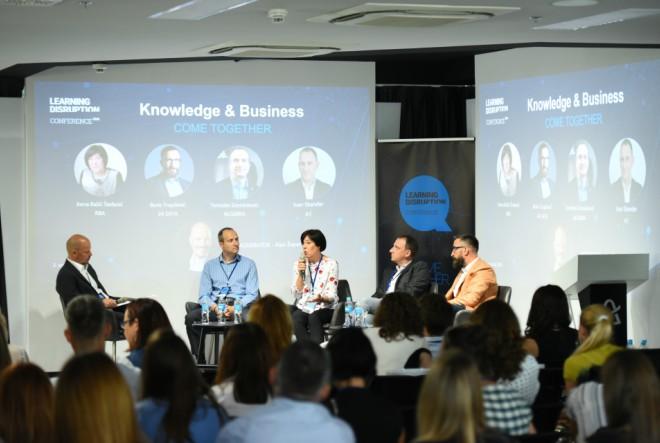 Learning Disruption naglasio važnost kontinuirane edukacije zaposlenika svih razina i ulaganje u soft skills