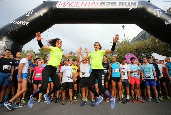 MAGENTA 1 B2B RUN ponovno ruši rekorde