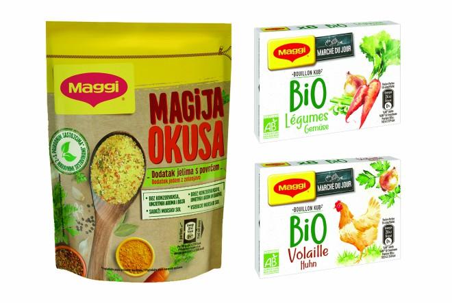 Prirodni sastojci u novim proizvodima