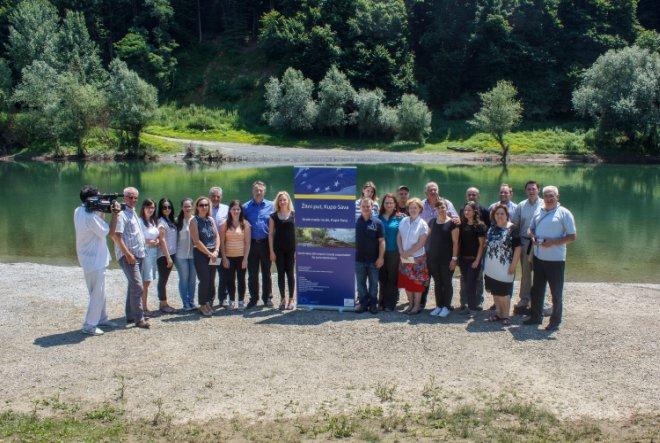"""""""Žitni put, Kupa – Sava""""- projekt financiran sredstvima Europske unije"""