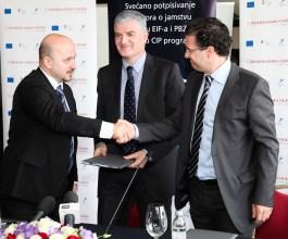 Europski investicijski fond i PBZ potpisali CIP Ugovor o jamstvu