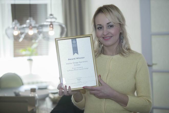International Property Awards u rukama Mirjane Mikulec