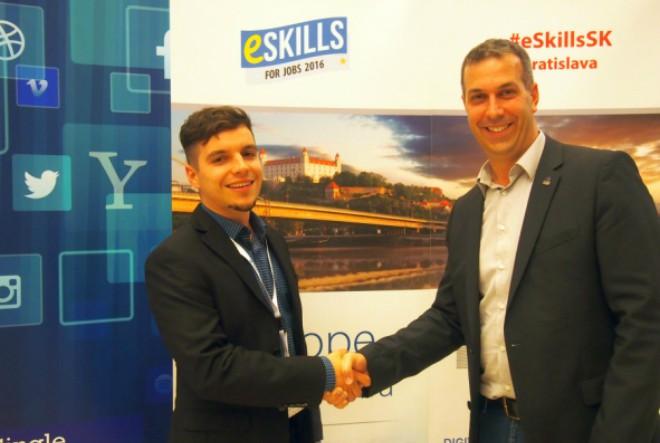 Mislav Sever dobitnik europske nagrade za mladog digitalnog talenta