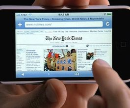 Porast prometa mobilnog intereta za više od 30 posto