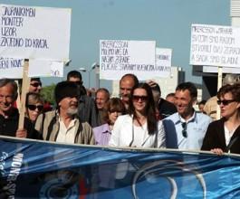Stečaj Montera nakon mjesec i pol dana štrajka radnika i 11 neisplaćenih plaća