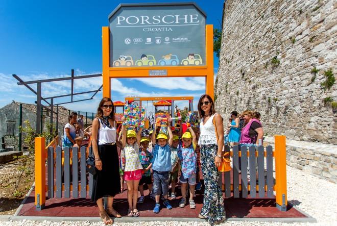 Porsche Croatia ulaže u budućnost Hrvatske