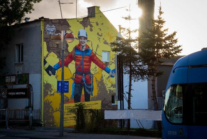 Kampanja Dobri ljudi: Žuja i grafiteri oslikavaju zidove po Hrvatskoj