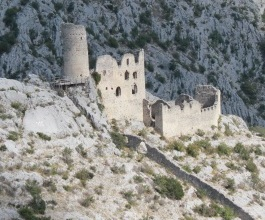 Spomenici Nacionalnog parka Krka – magične tvrđave