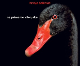 Darujemo vam knjigu Hrvoja Šalkovića Ne primamo vilenjake