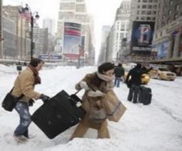 Vlast priprema evakuaciju: Nakon oluje Sandy, New York na udaru snježne oluje