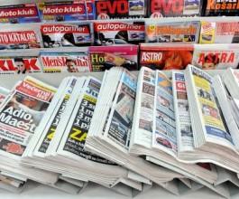 Vlada Saboru: PDV na dnevni tisak pet, a na ostale novine 10 posto