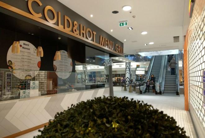 Preuređena Galleria Business Centar