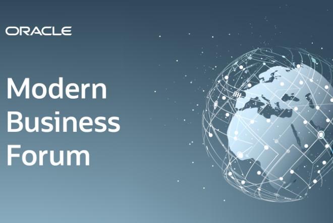 Oracle Modern Business Forum: Inovacije i digitalizacija omogućuju nove poslovne modele